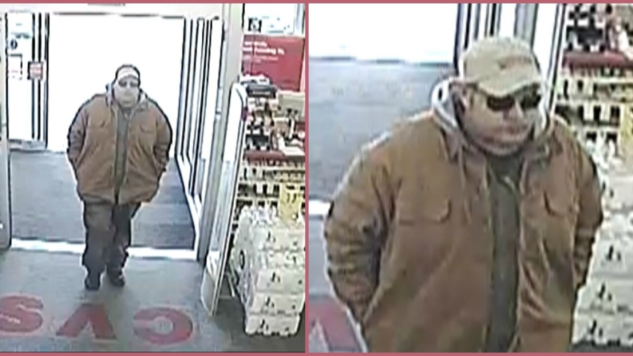 Man with silver gun robs Lakeside drugstore