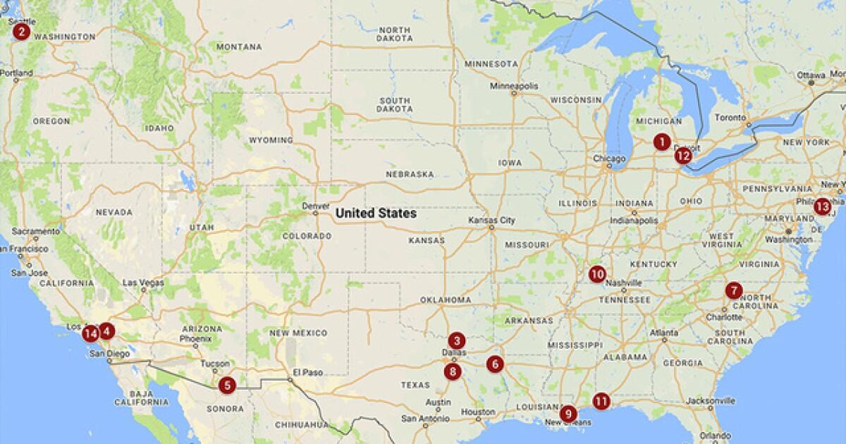 School shootings in U.S.: When, where each shooting has ...
