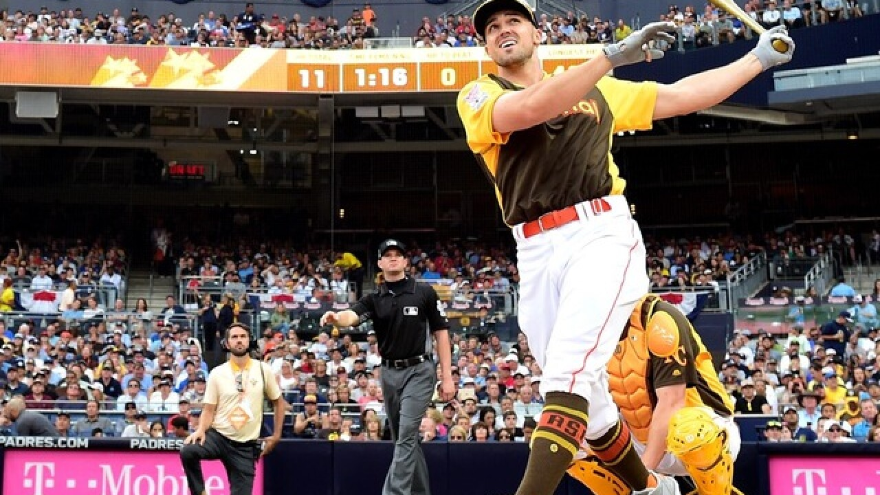 'DuvALLSTAR' falls to Toddfather in HR Derby