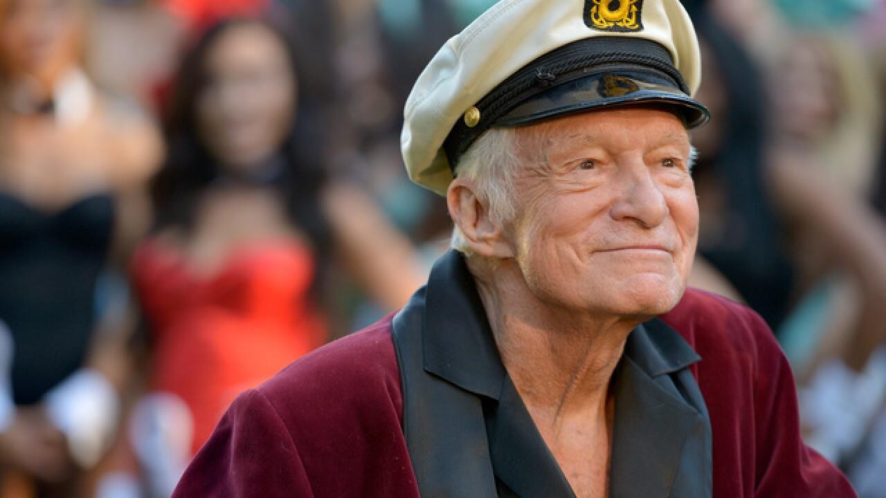 Playboy founder Hugh Hefner dies at 91