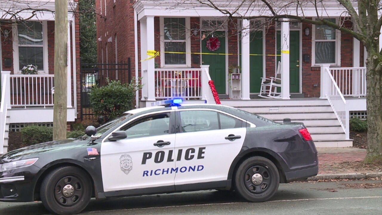 Richmond Police shooting: Police ID man who was stabbing ex-girlfriend