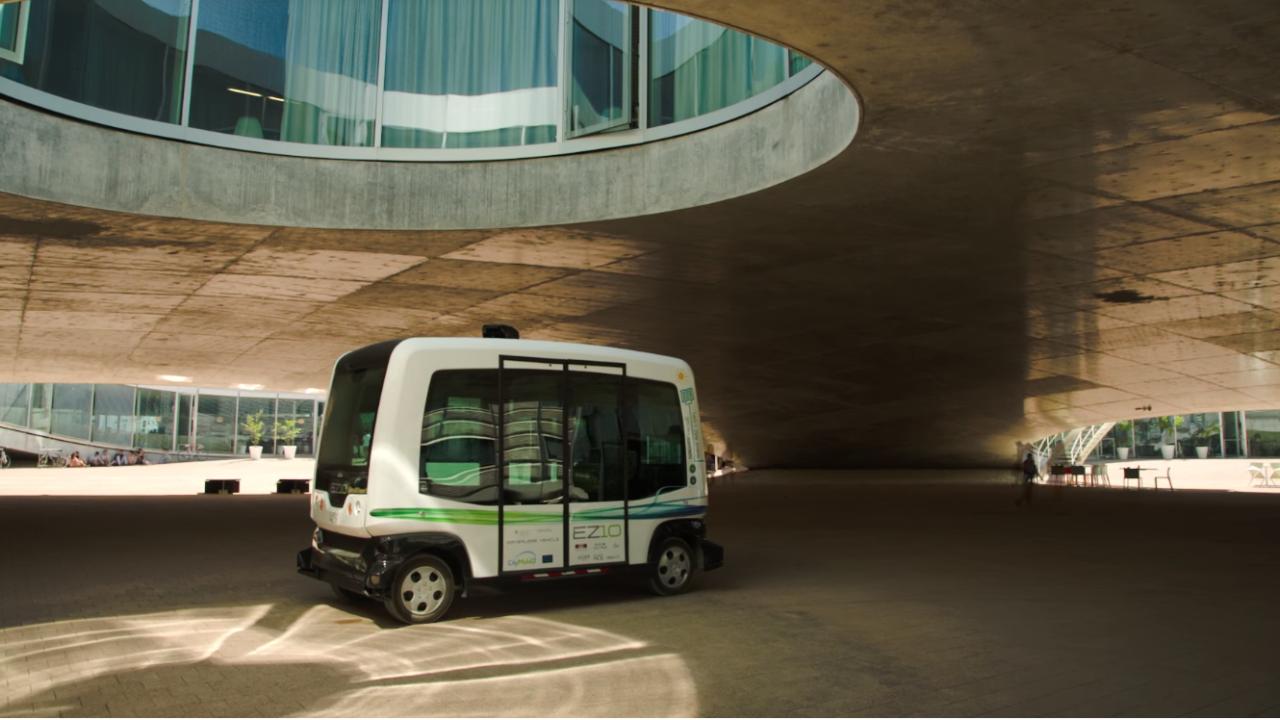 Self-driving shuttle to debut in Utah thisyear