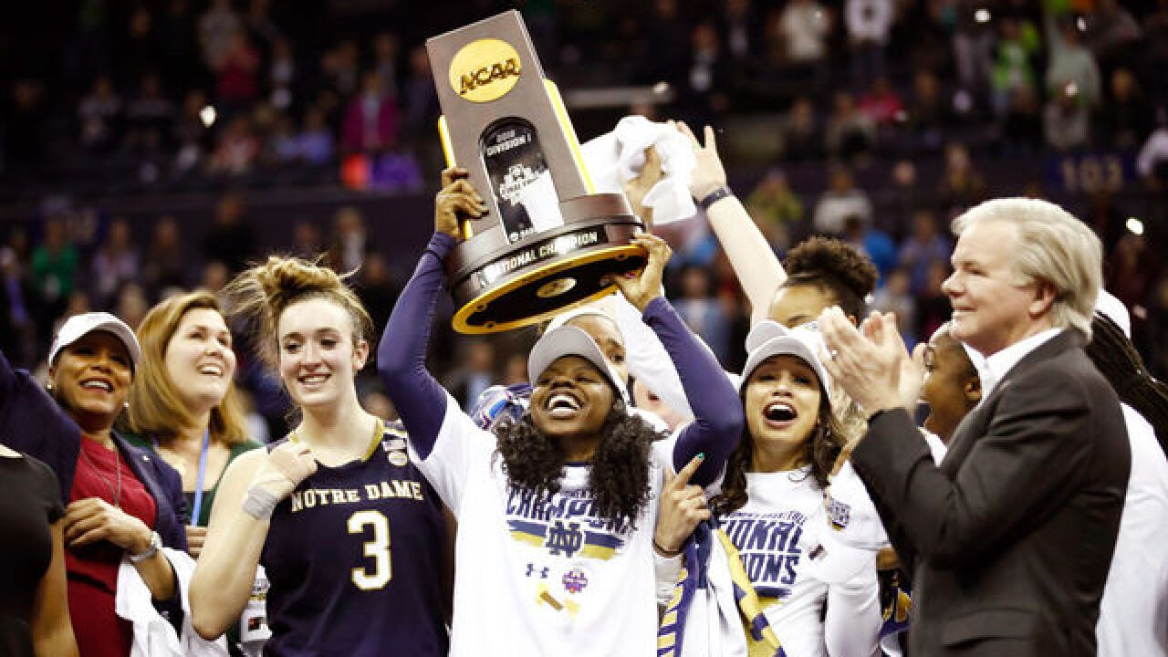MKE player's shot wins NCAA championship