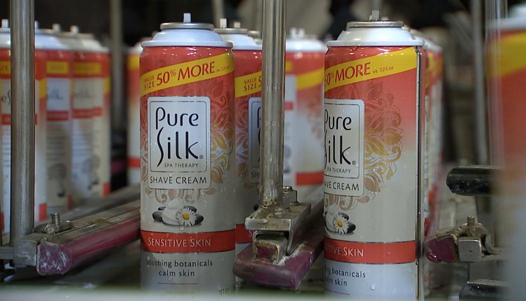 Buckeye Built: Barbasol sister brand Pure Silk