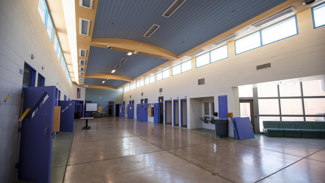 Pima County Juvenile Detention Facility