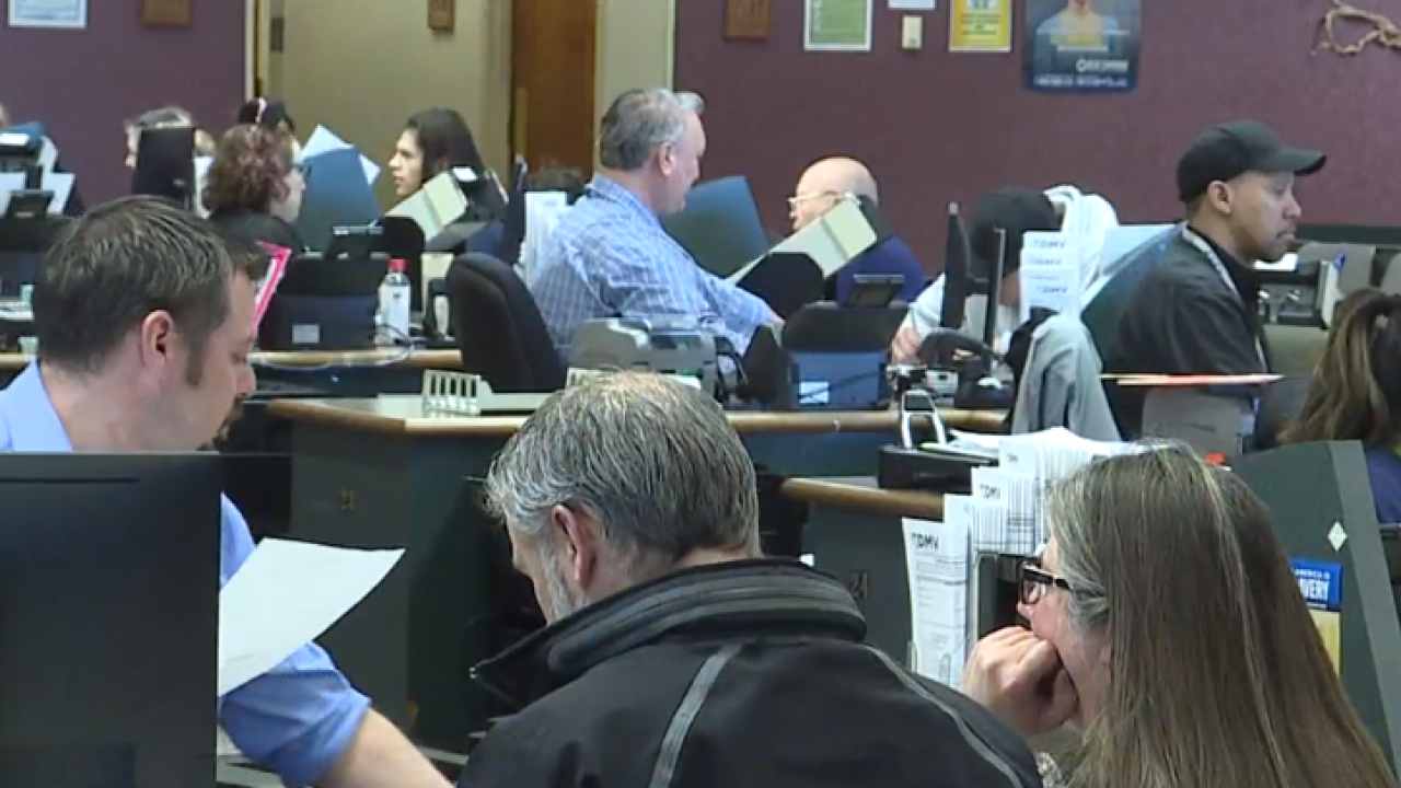 UPDATE: Appointments returning to Las Vegas DMV offices