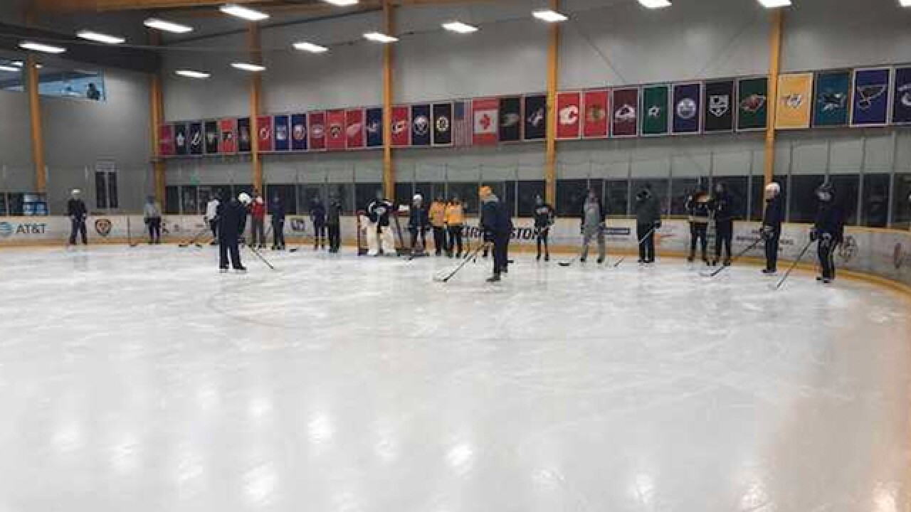 'Try Hockey For Free Day' Is Big Success