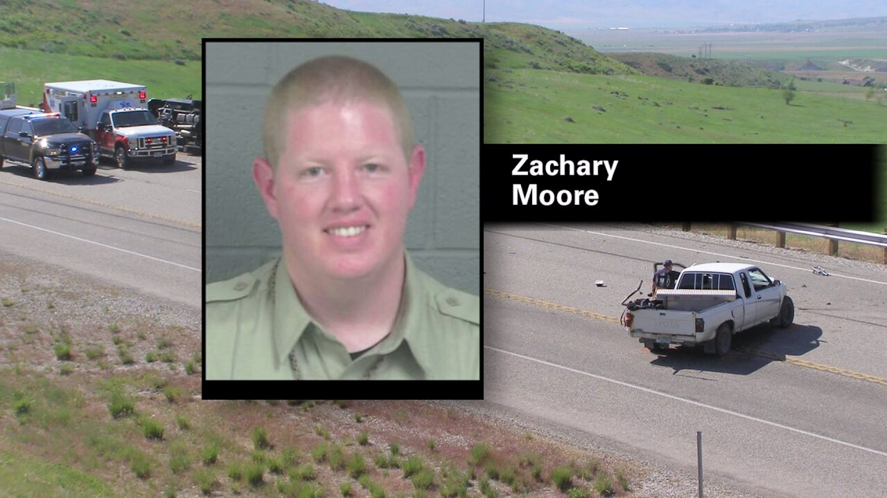 Box Elder County Deputy seriously injured in wreck