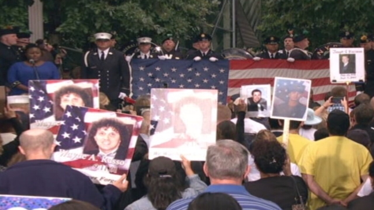LIVE NOW: Sept. 11 commemoration ceremony