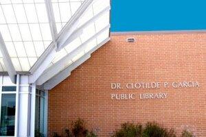 Dr. Clotilde P. Garcia Public Library Facebook default