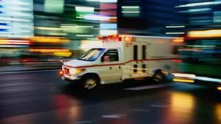 77-year-old dies in crash