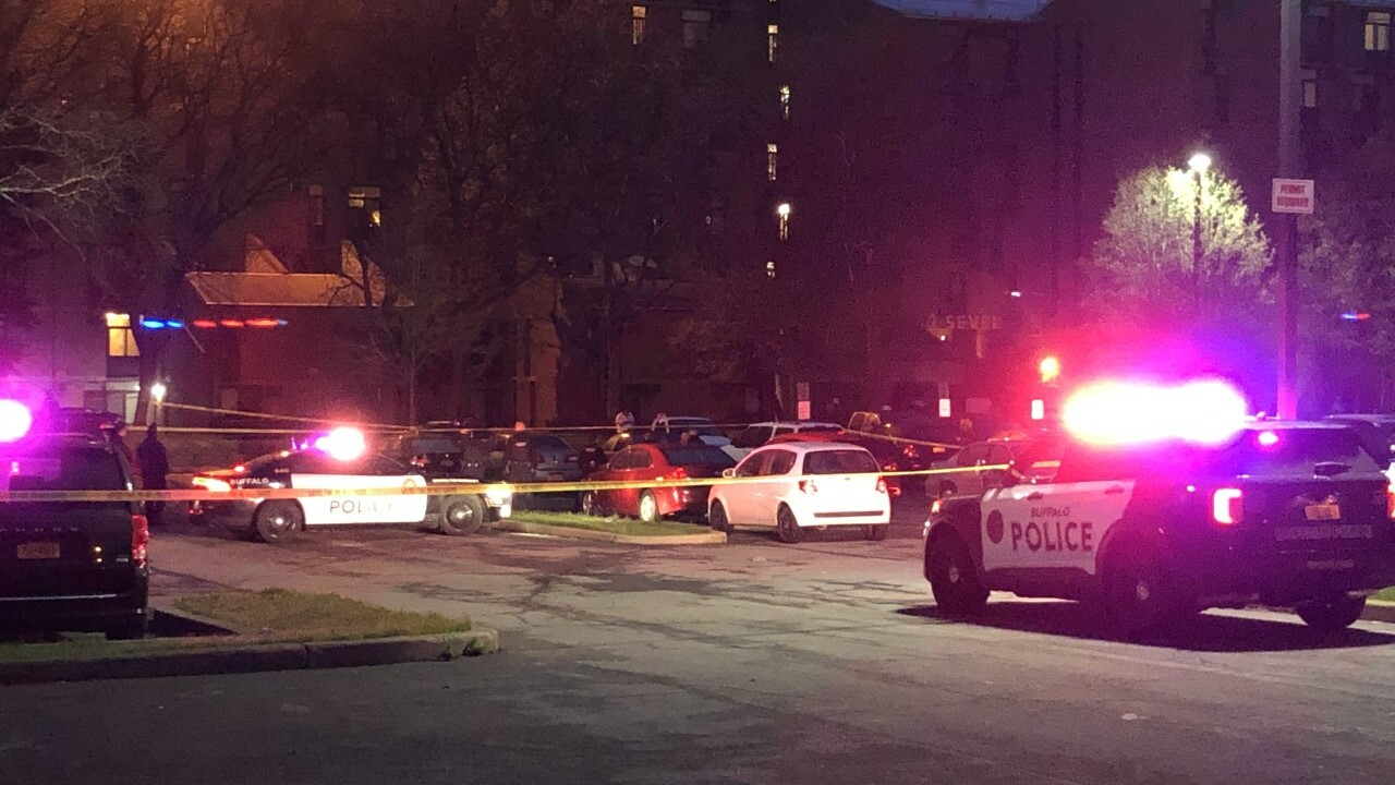 Deadly Shooting on 7th Street