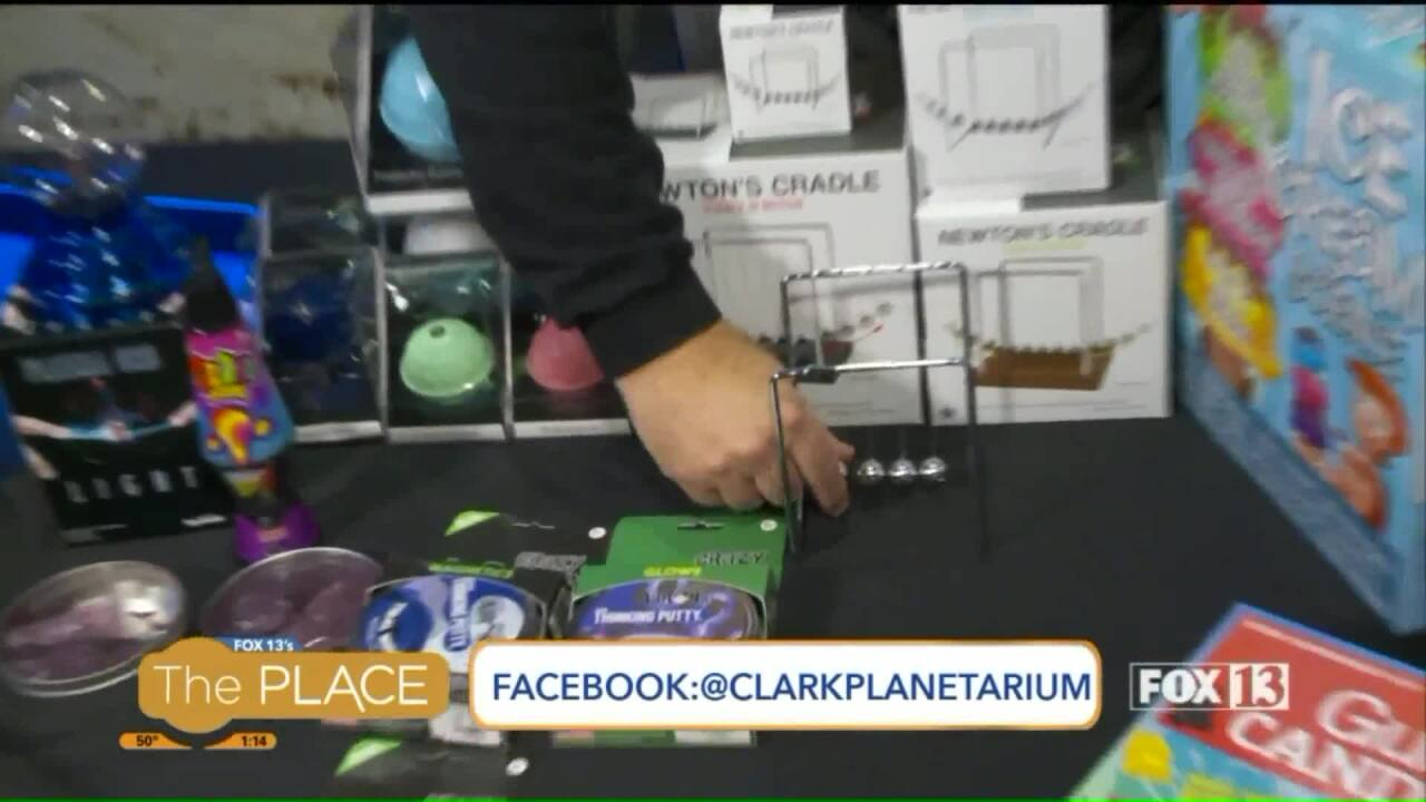 Clark Planetarium has a gift for everyone on yourlist