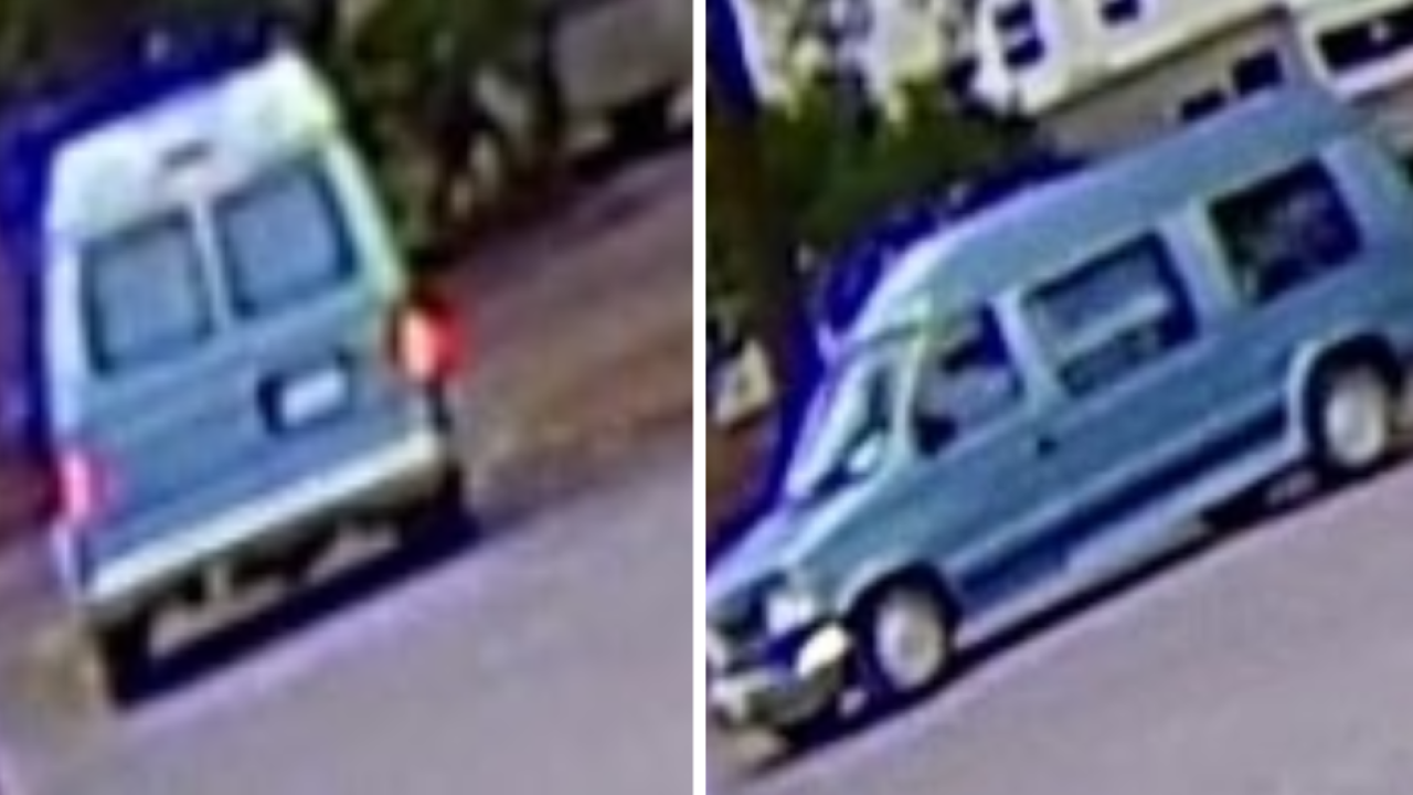 Police hope blue van, pit bull lead them to person of interest in Richmondhomicide