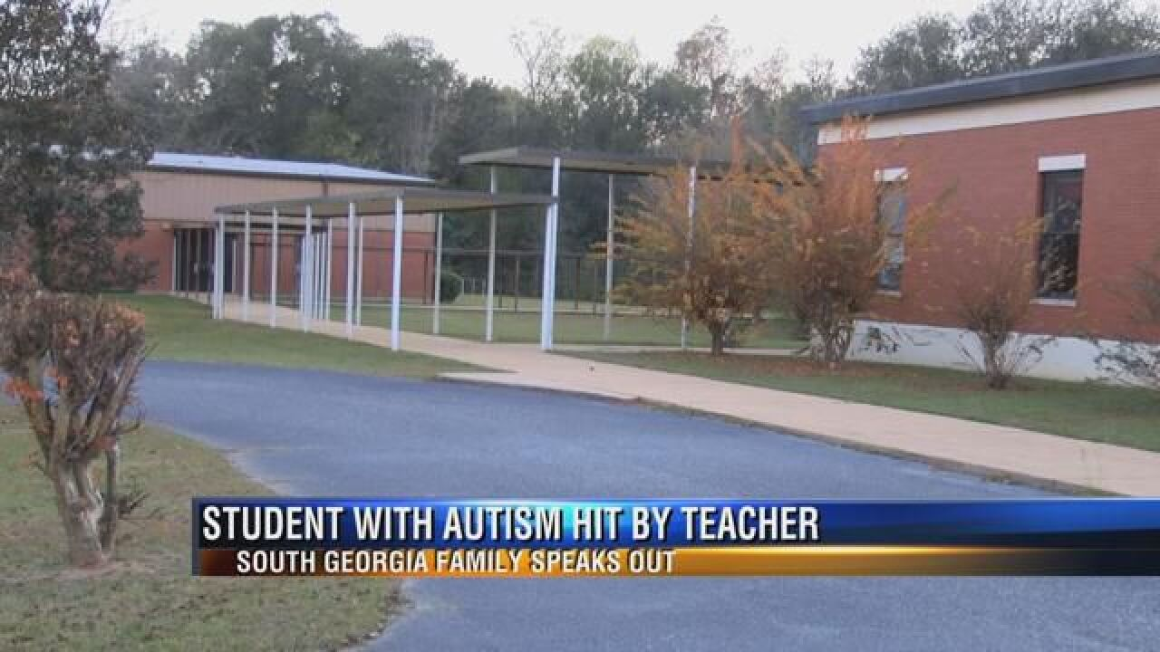Allegations Of Abuse Of Students With >> Family Of Bainbridge Student Speaks Out About Abuse Allegations