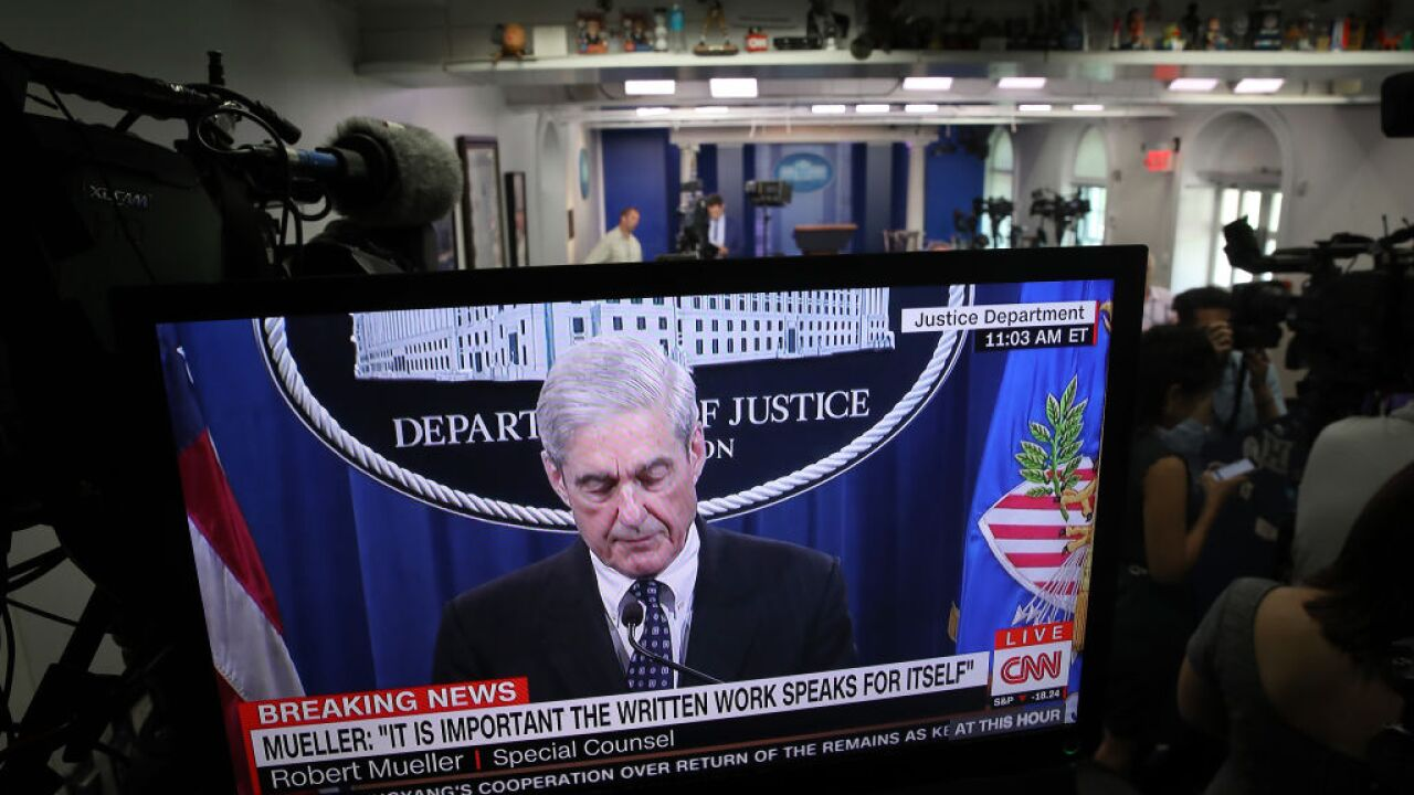 Robert Mueller ordered to testify to Congress