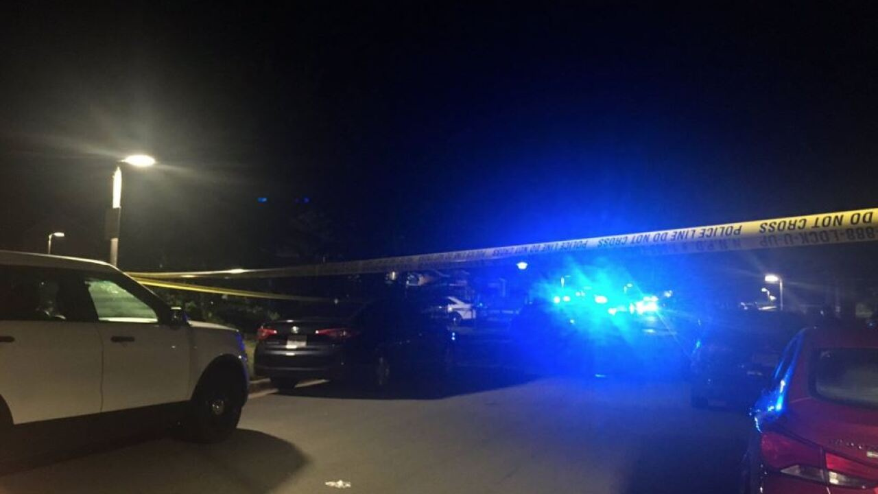 Man critically injured in Newport News doubleshooting