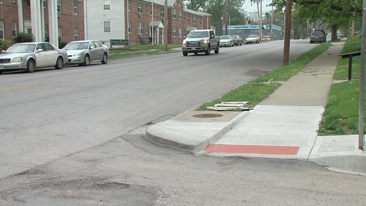 GOkc sidewalk repairs