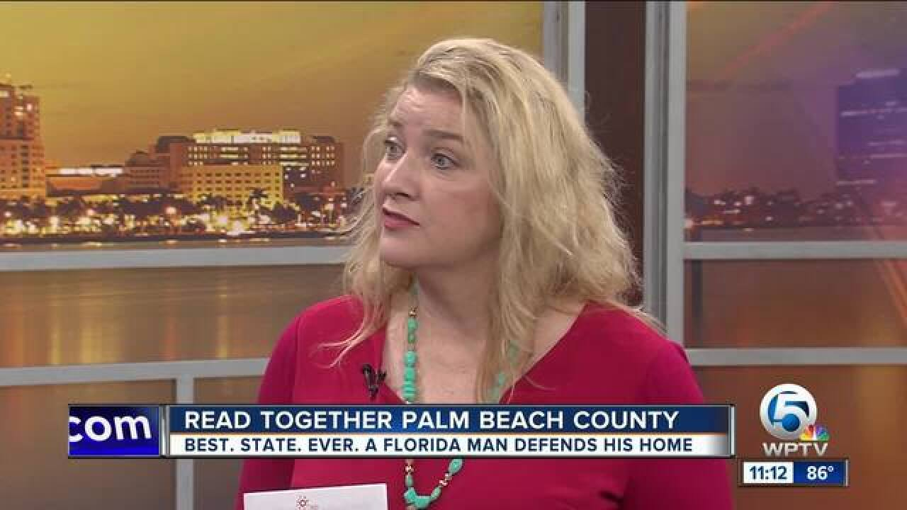 Read Together Palm Beach County spurs literacy and learning