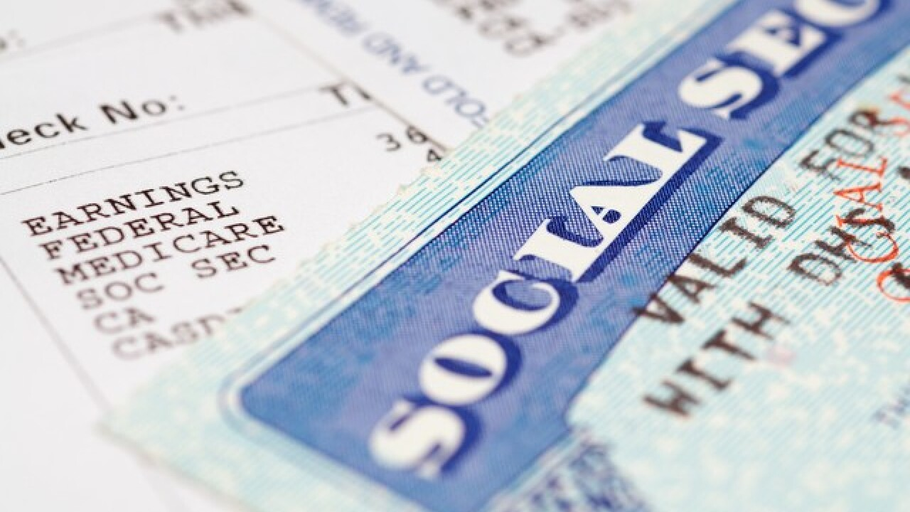 Woman was declared dead by Social Security