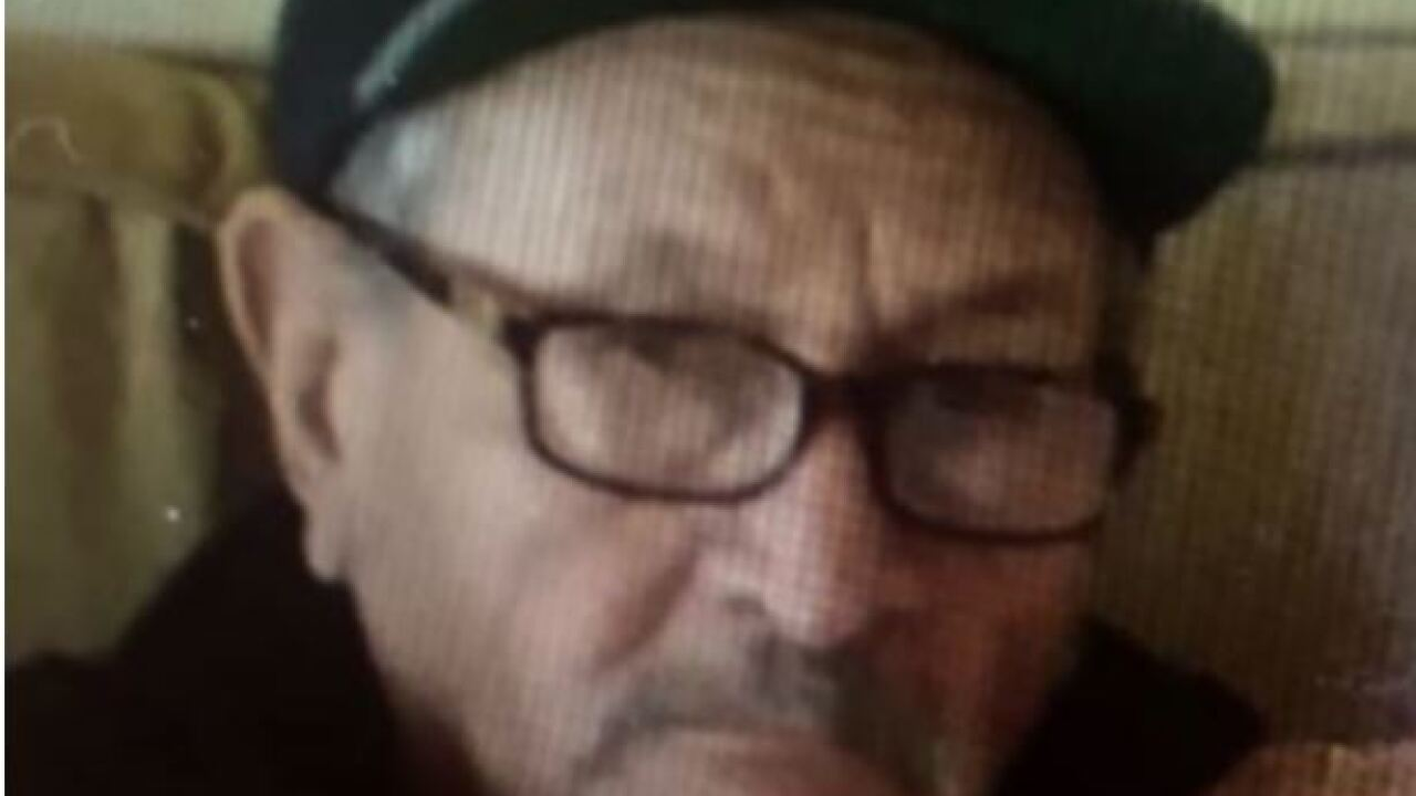 Severo Romero Chavez, 87, was last seen at 7 a.m. near Florence Street and Ash Boulevard in Casa Grande. Photo via DPS.