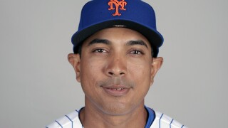 Mets Rojas Baseball