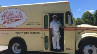 Hillside Dairy of Akron is relaunching home delivery