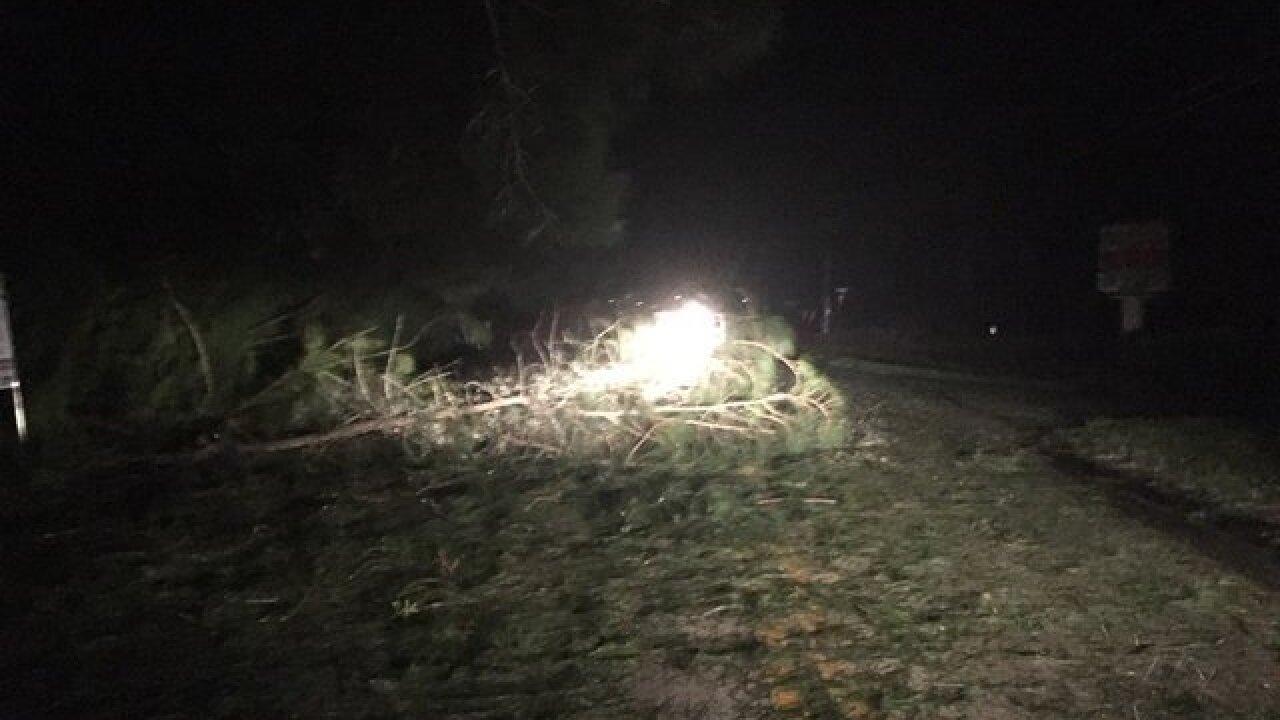 PHOTOS: Hurricane Matthew torments Florida coast
