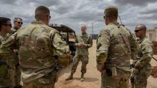 Somalia US Troop Withdrawal