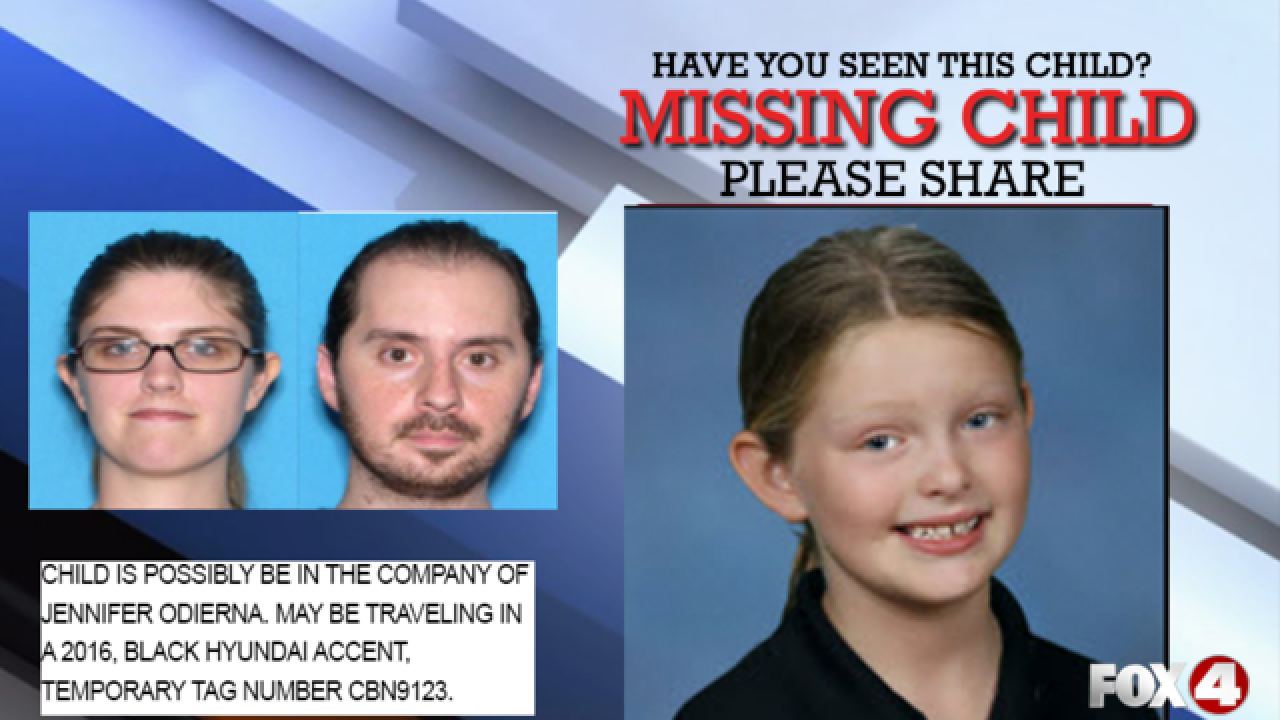 Amber Alert issued in Cape Coral