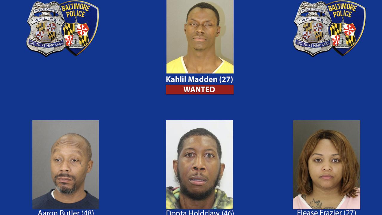 Jordan Taylor murder suspects