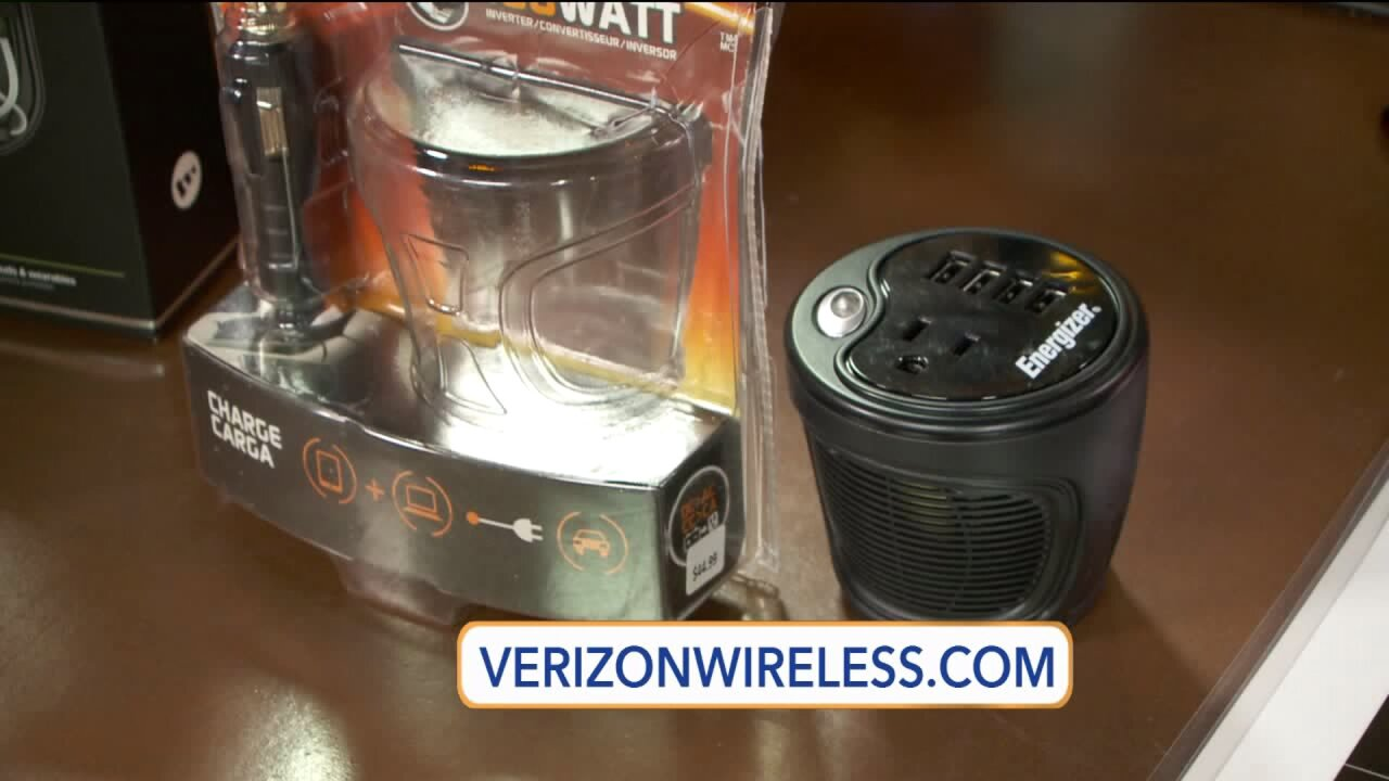 A look at what's hot in summer tech including a camera that sees what yousee