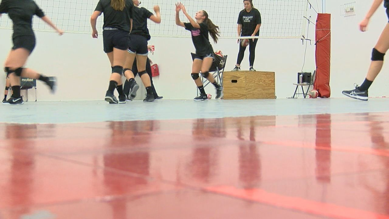 Community Christian volleyball enjoying hot start, hungry for more