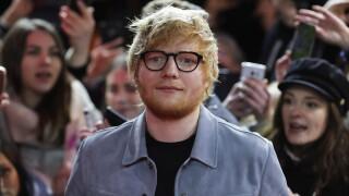 Soccer Ipswich Ed Sheeran