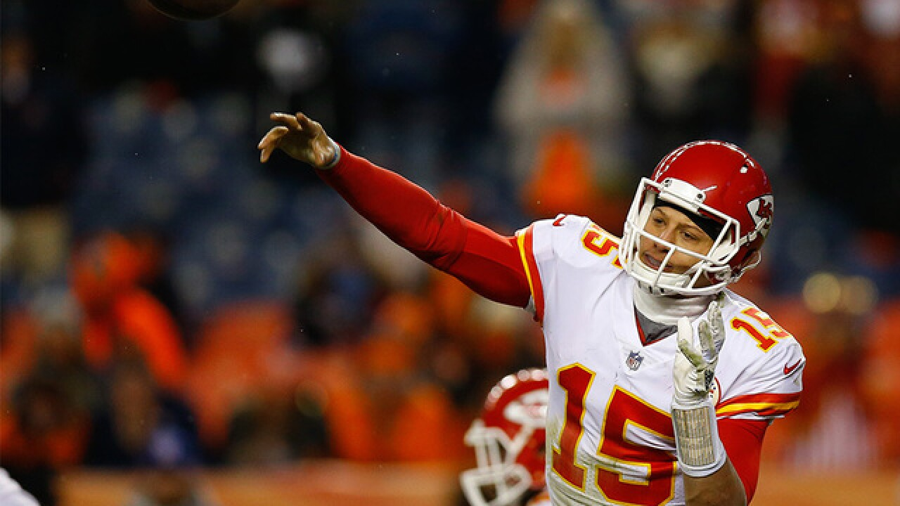 Chiefs game in Mexico City slated for Monday Night Football