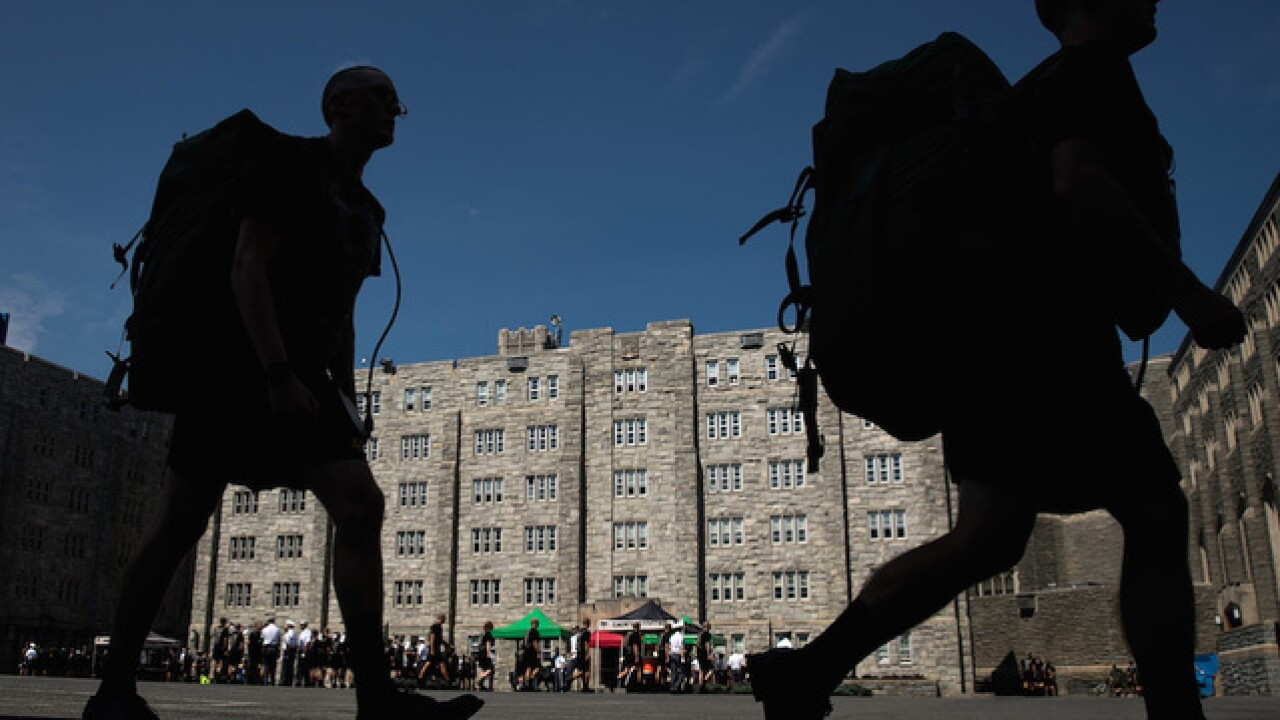 West Point Military Academy on lockdown