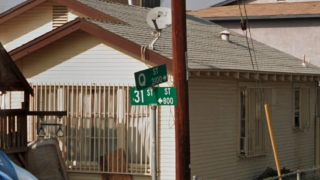31st and Q Streets, Bakersfield