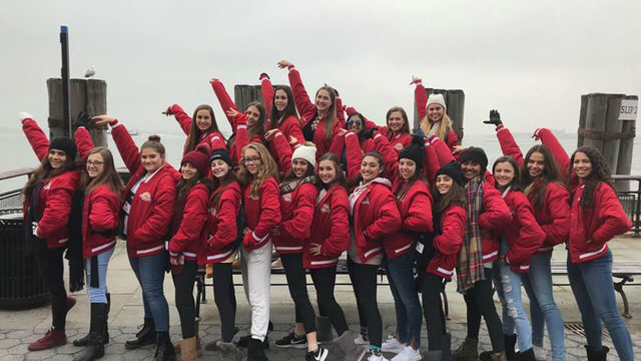 179ce0d90 Boca Dance Studio dancers show off their moves at Macy s Thanksgiving Day  Parade