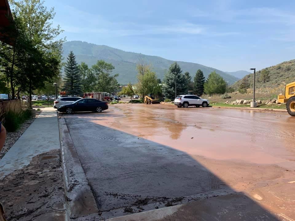 Park City flooding