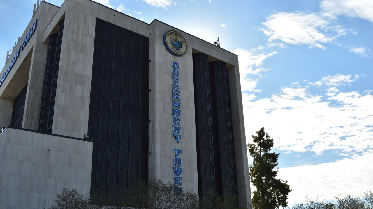 Terrebonne Parish gov building.jpg