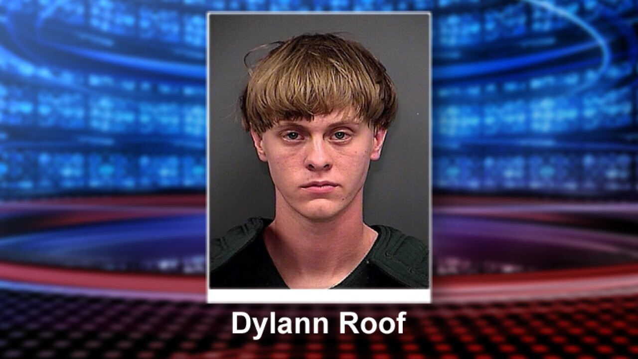 Dylann Roof found guilty of all counts in the shooting deaths of nine people at Charleston church