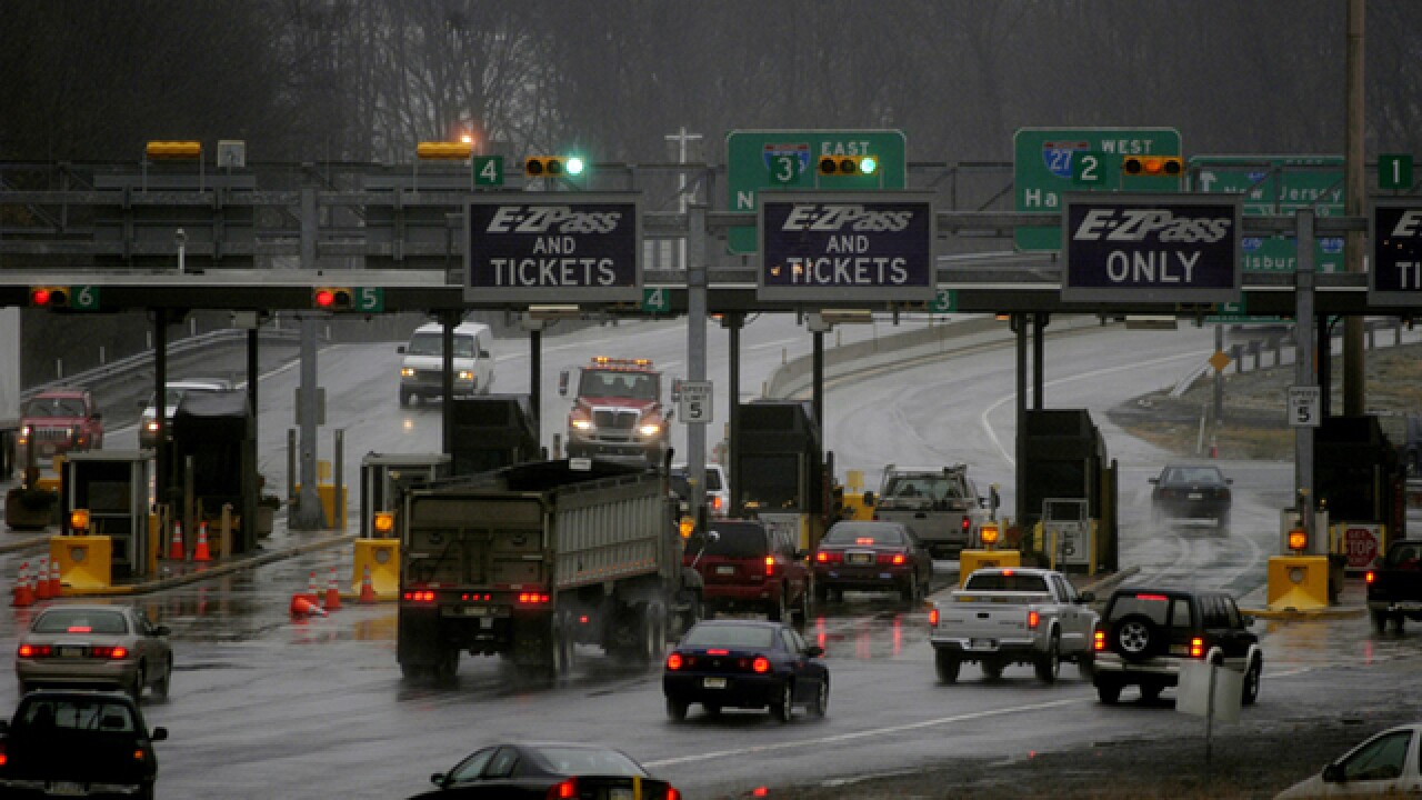 Study: Road tolls could generate billions for Indiana