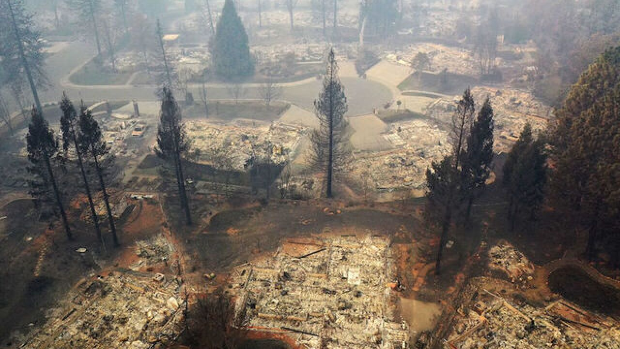 631 missing in deadly Camp Fire in California
