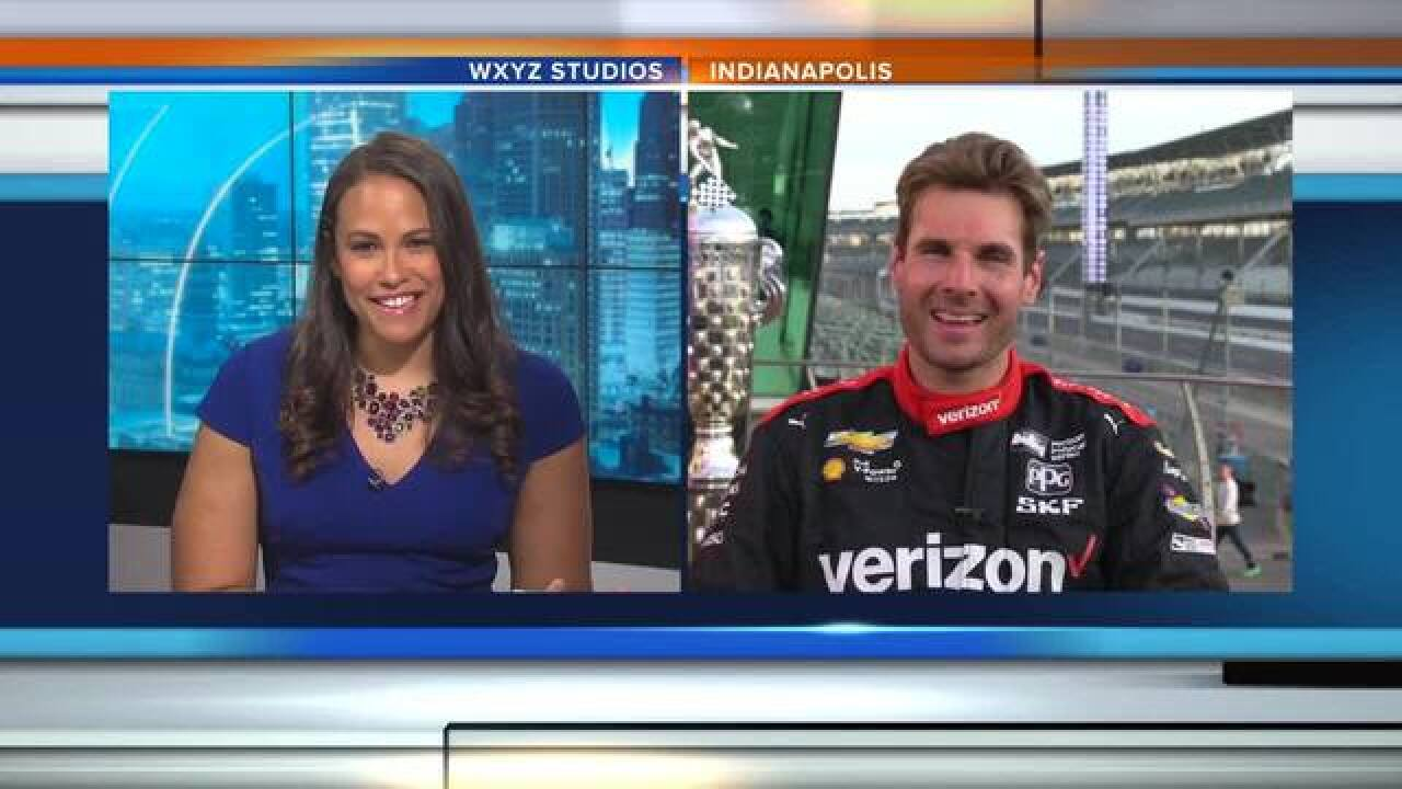 Will Power wins Indy 500, 17th for Roger Penske