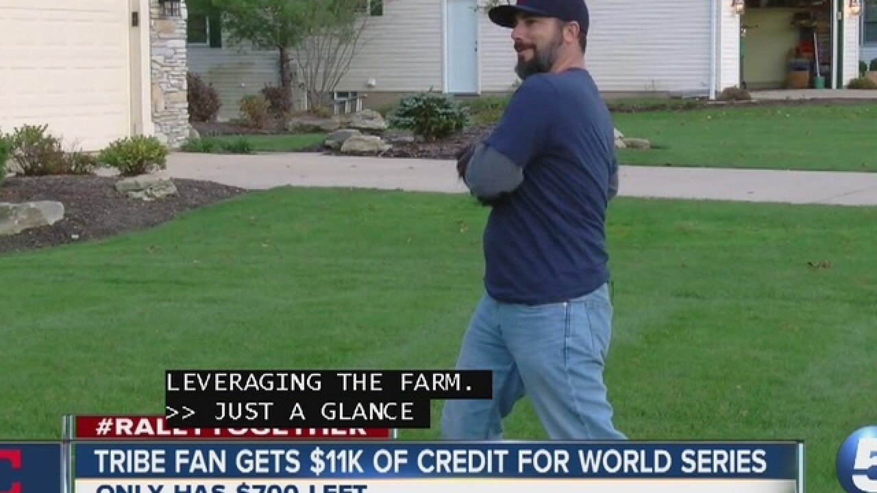 Chandler man spends 11K to go to World Series