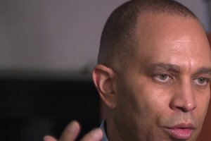 The case against President Trump: Impeachment manager Rep. Hakeem Jeffries shares details