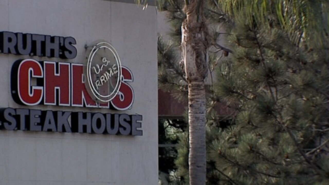 Ruth's Chris employee sues for sexual harassment