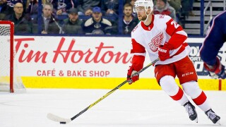Red Wings put defenseman Mike Green on injured reserve