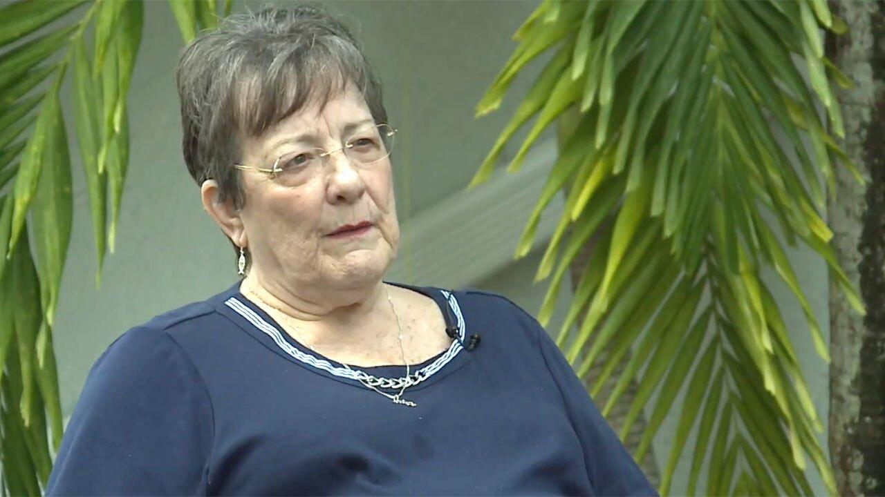 Patricia Stewart, unemployed Jupiter resident