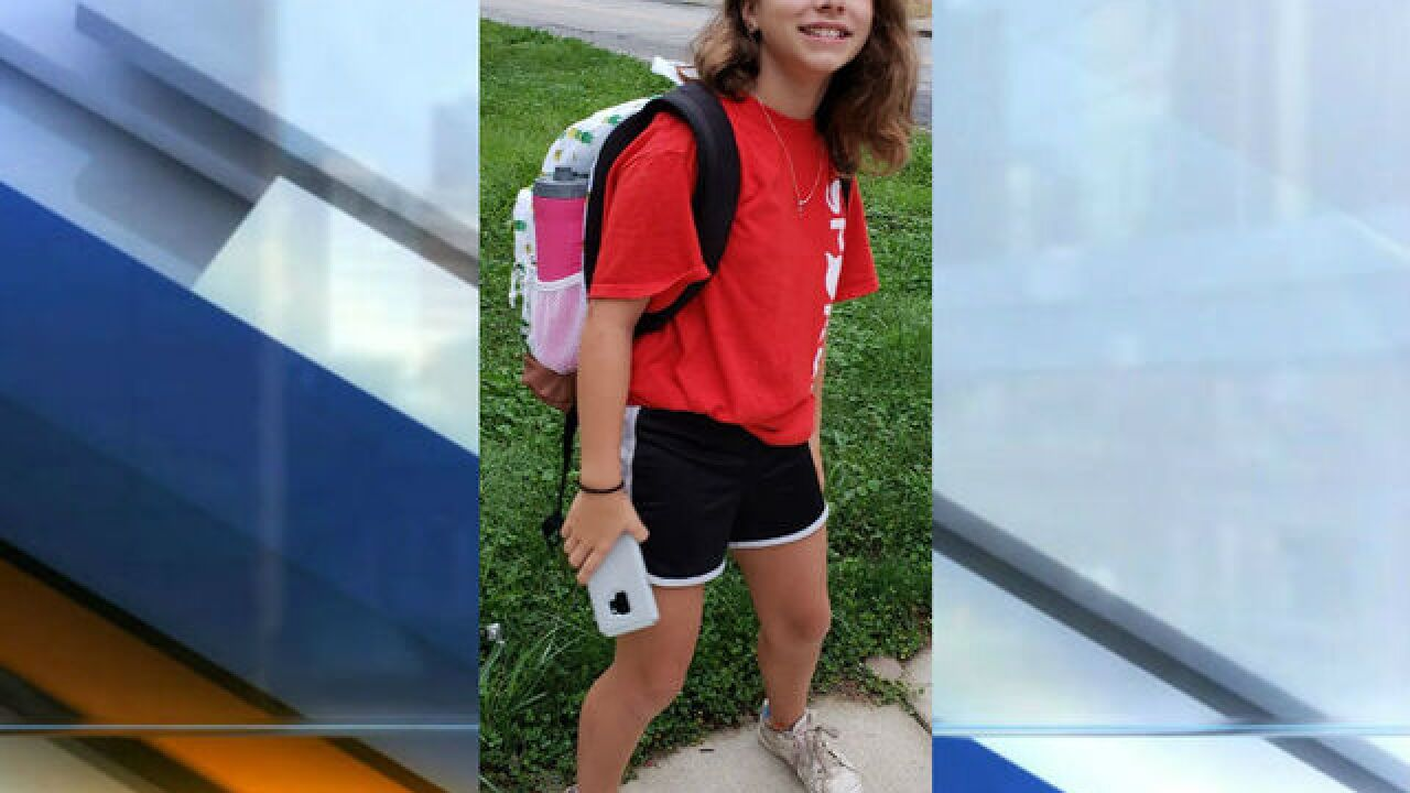 Poliec searching for missing Noblesville girls